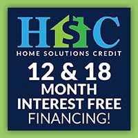 12 & 18 month Interest Free Financing available at Family Tradition Flooring in Rochester - apply now!